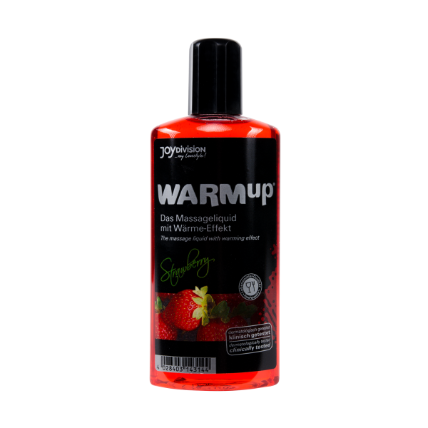 WARMup Massageöl - 150 ml