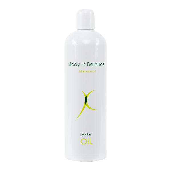 Body in Balance Massageöl - 500 ml | duftneutral