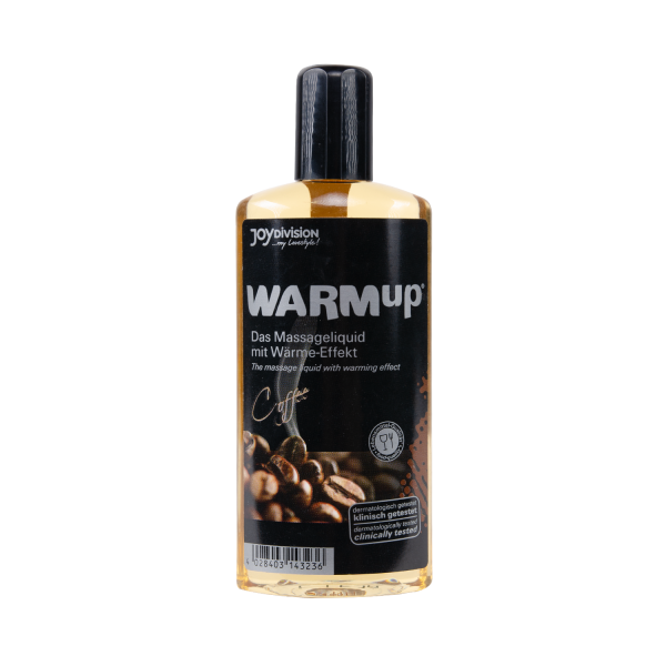 WARMup Massageöl - 150 ml